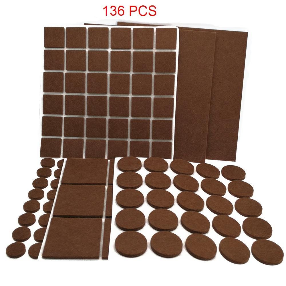 Furniture Pads Furniture Moving Sliders Non Slip Slide Heavy Duty Self  Adhesive Pad Furniture Feet Pad