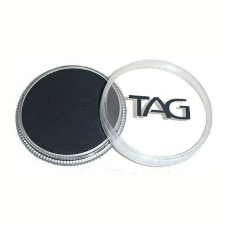 TAG Face Paints - Black (32 - Black Face Paint Halloween