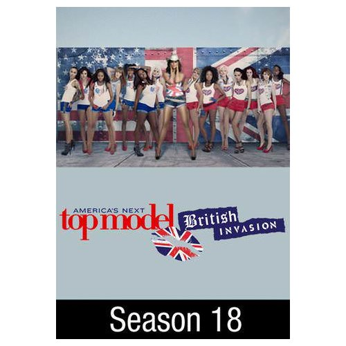 America's Next Top Model: British Invasion (2012)