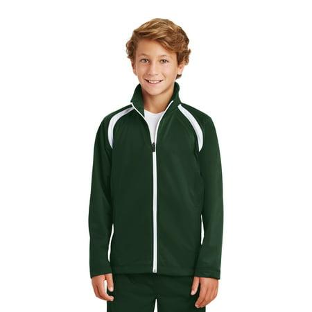 Sport-Tek Youth Tricot Track - Puma Tricot Jacket