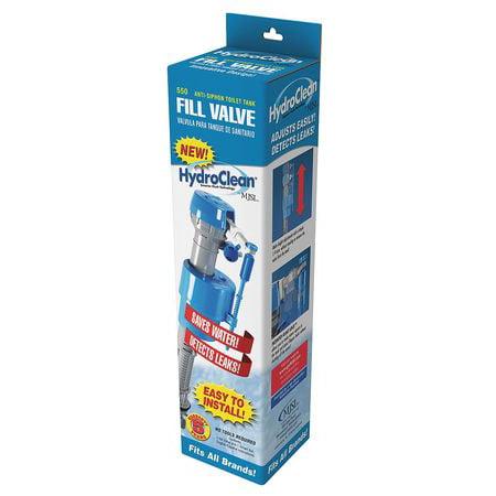 HYDROCLEAN HC550 Water-saving toilet fill valve