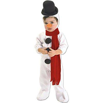 Rubie\'s Costume Co Snowman Costume, Toddler, Toddler - Cheap Snowman Costume