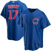 Kris Bryant Chicago Cubs Nike Alternate 2020 Replica Player Jersey - Royal