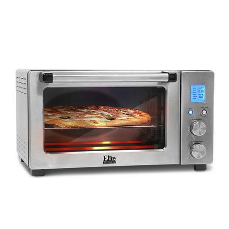 Elite ETO-1231 6-Slice Smart Programmable Convection Toaster Oven