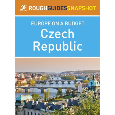 Czech Republic (Rough Guides Snapshot Europe) - eBook