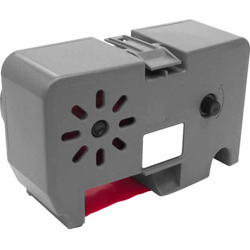 Universal Inkjet Compatible Cartridge for Pitney Bowes 767-1, Fluorescent Red