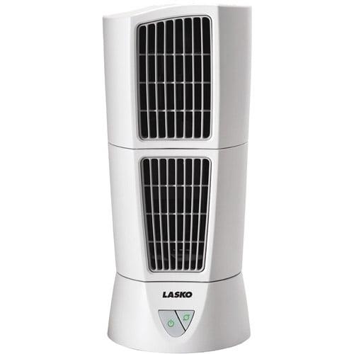 Lasko Platinum Desktop Wind Tower, White  4917