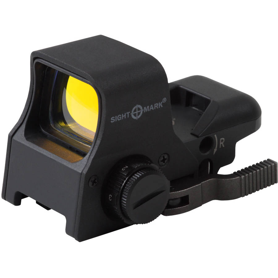 Sightmark Ultra Shot Pro Spec Red Dot Sight, NV QD