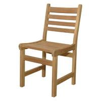 Anderson Teak Windham Outdoor Dining Chair