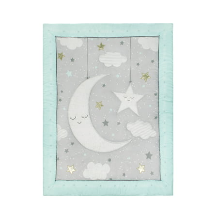 Parent's Choice 3 Piece Nursery Set, Twinkle Star