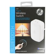 Jasco Products 13867 Bluetooth Plug In Indoor Smart Switch
