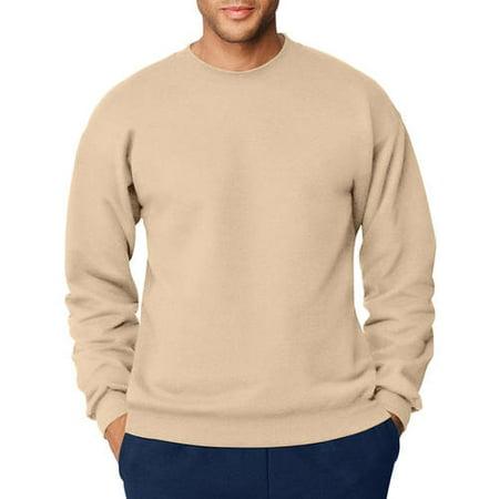 Big Men's Ultimate Heavyweight Fleece (Sweatshirt Medium Natural)