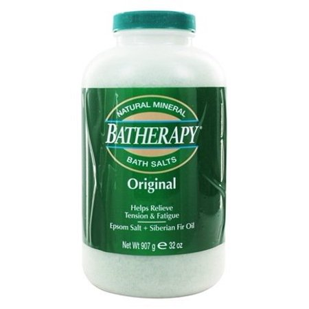 Batherapy Mineral Bath Salts Original - 32 oz. by Queen Helene (pack of 1)