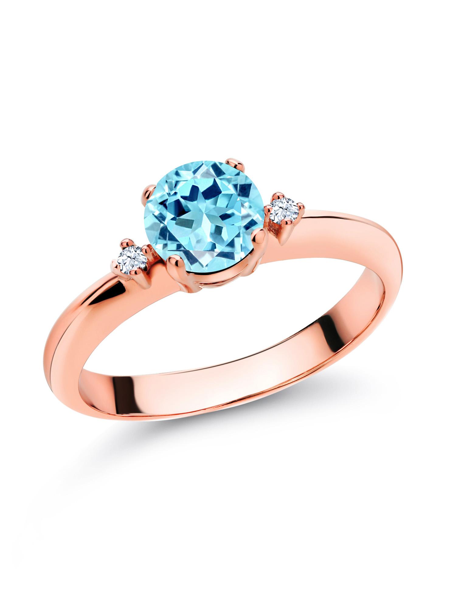 Fine Blue Stone Sapphire 18K gold on silver Bracelet