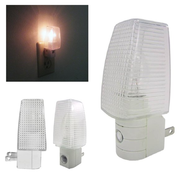 2 Night Light Energy Saving Automatic