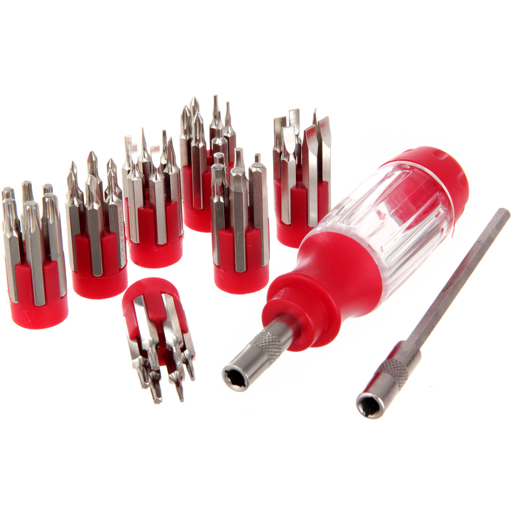 Hyper Tough TS99818A 44-Piece Precision Screwdriver Set with Case