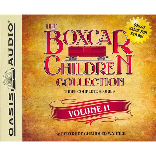 The Boxcar Children Collection Volume 11: The Mystery of the Singing Ghost