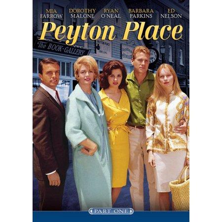 Peyton Place: Part One (DVD) (Peyton Place Tv Show)