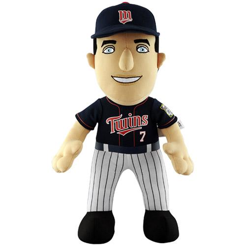 "MLB Minnesota Twins Joe Mauer 14"" Plush Doll"