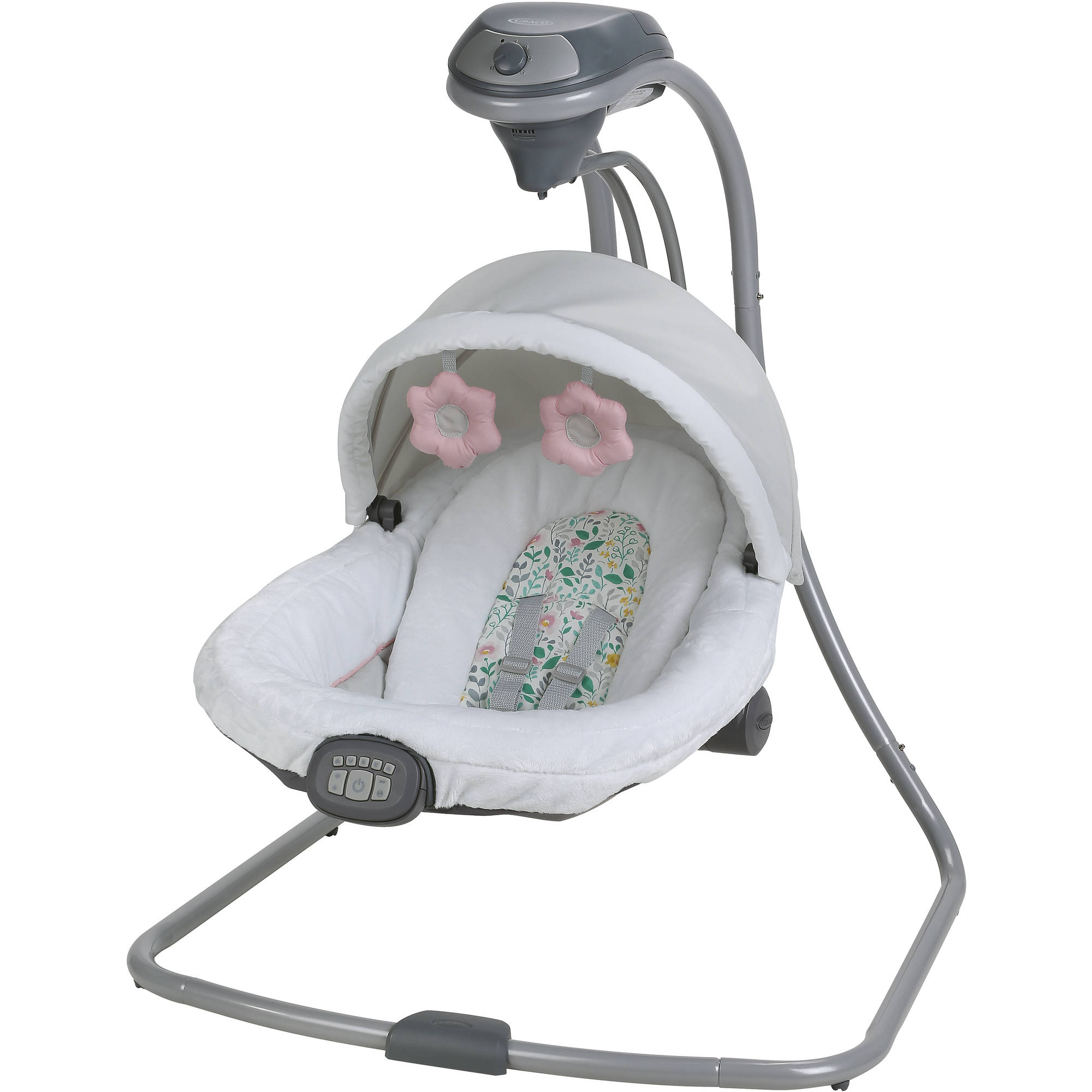 Click here to buy Graco Oasis with Soothe Surround Technology Baby Swing, Tasha by Graco.