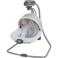 Graco Oasis with Soothe Surround Technology Baby Swing (Tasha)