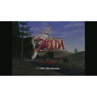 The Legend of Zelda: Ocarina of Time, Nintendo, WIIU, [Digital Download], 0004549666105