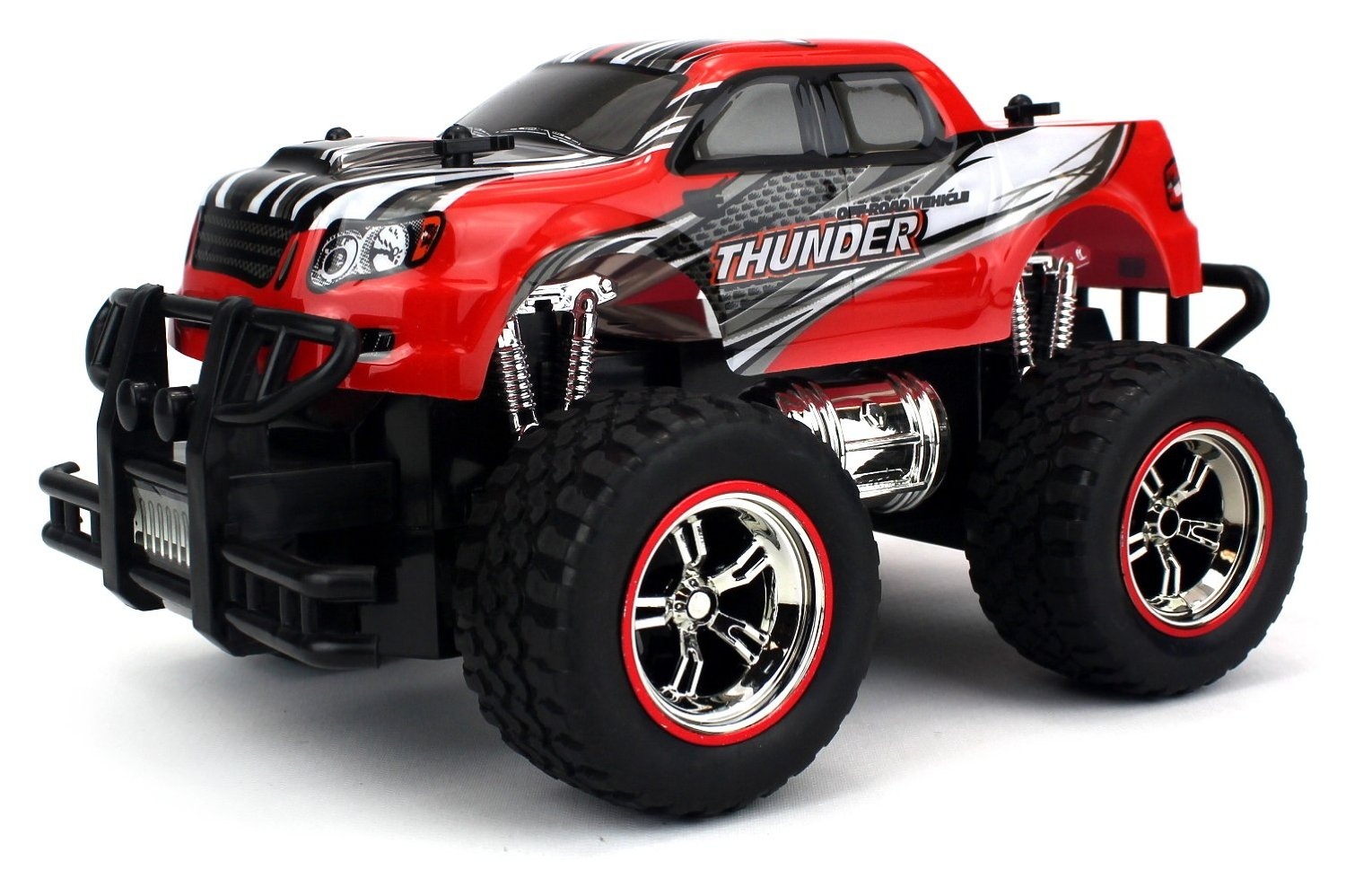 Fast And Furious Elite Off Road Rc Vehicle By Jada Toys Easily Programmable Remotecontrol Cars Middle Years 7 10