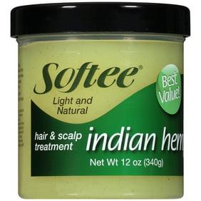 Softee Indian Hemp Light And Natural Hair Scalp Treatment