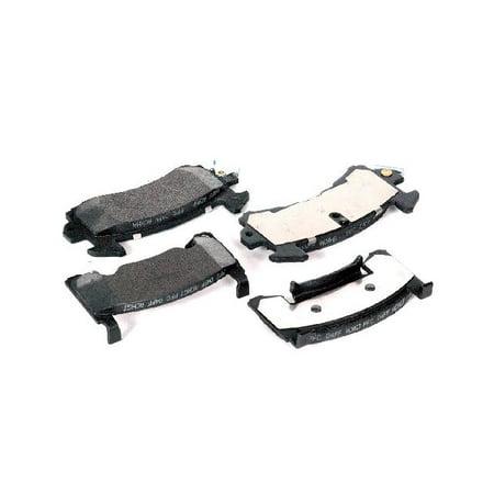 Go-Parts OE Replacement for 1979-1985 Cadillac Eldorado Rear Disc Brake Pad Set for Cadillac -