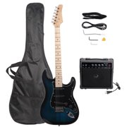 "UBesGoo Beginners 39"" New 6 String Electric Guitar + Amplifier + Guitar Bag + Guitar Strap + Tool 8 Color"