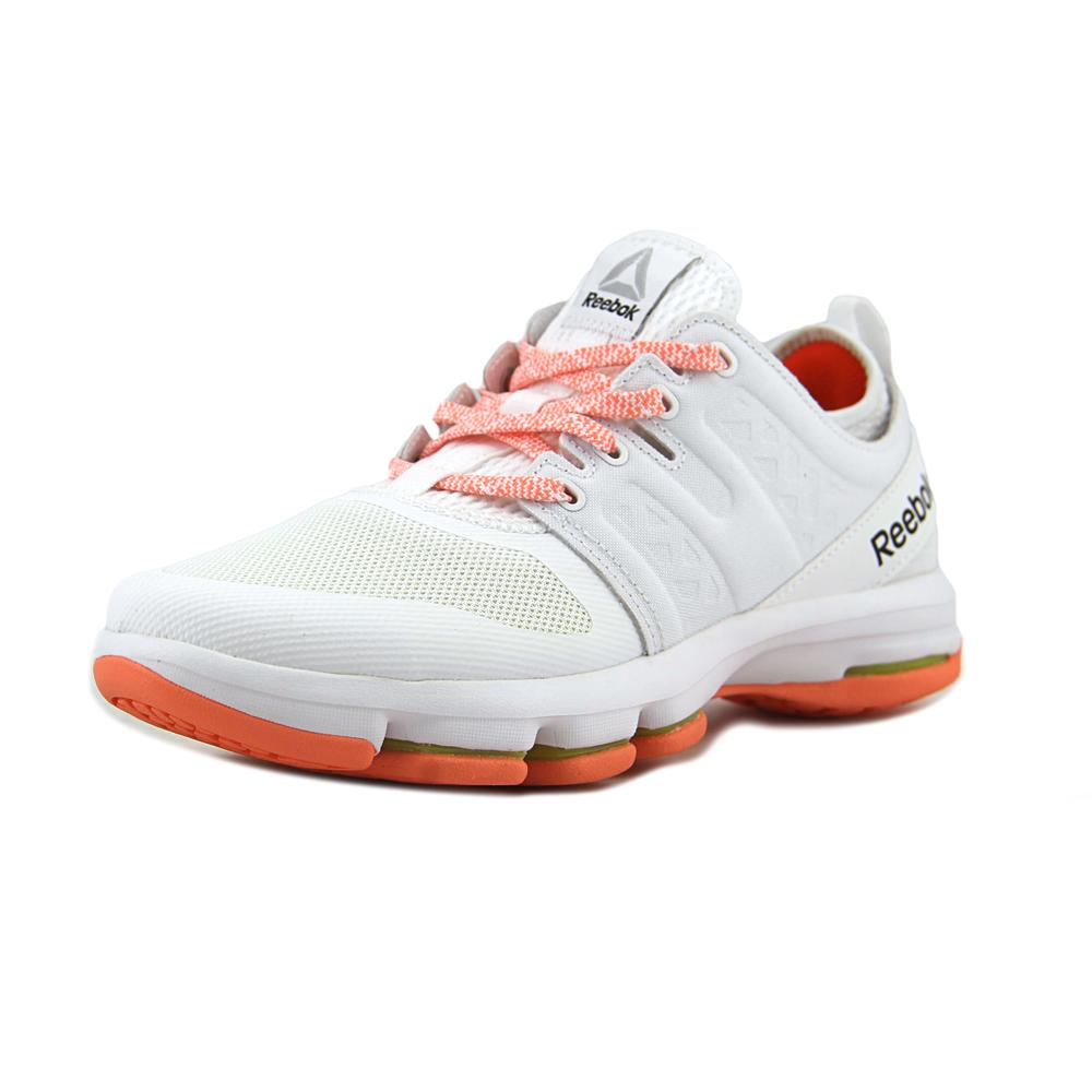 Reebok Cloudride DMX Women  Round Toe Synthetic White Wal...