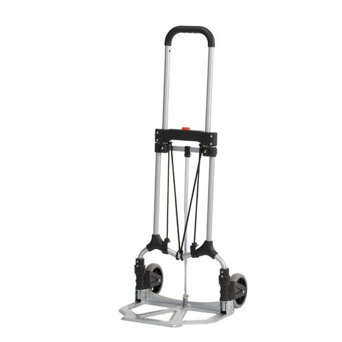 Magna Cart MCI Folding Steel Personal Hand Truck 160LB by WelCom Products LLC