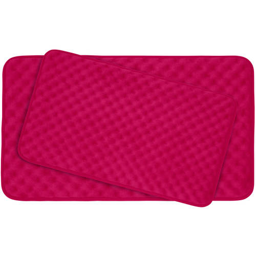 Bounce Comfort Massage Premium Memory Foam Bath Mat