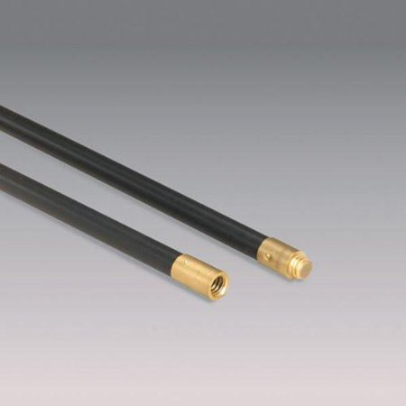 """Fireplace Accessories Chimney Poly Rod 7/8"""" X 5"""