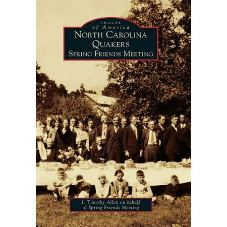 North Carolina Quakers : Spring Friends Meeting