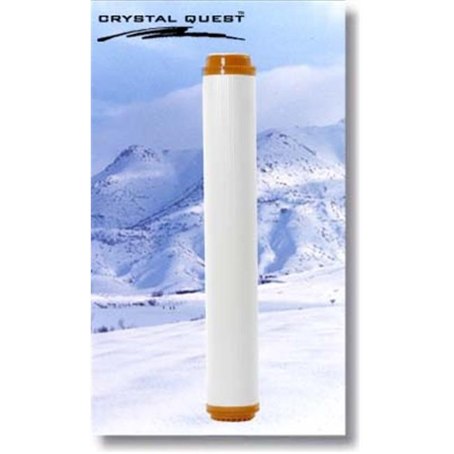 Crystal Quest CQE-RC-04020 2.88 in. x 20 in. Nitrate Filter Cartridge