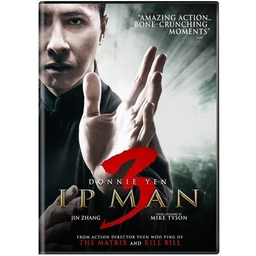 Ip Man 3 (With INSTAWATCH)