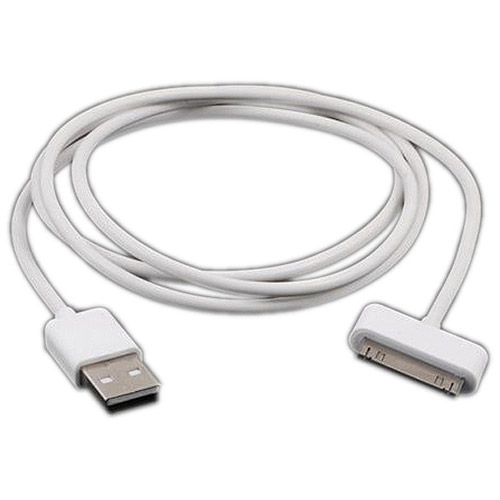 Inland Apple USB 30-Pin Sync and Charger Cable