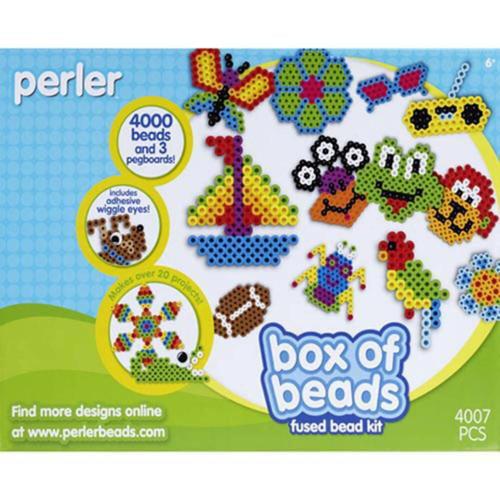 Perler Beads Box of Beads Activity Kit Beading Kit