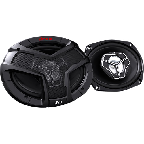 "JVC Mobile CS-V6938 6"" x 9"" 3-Way Coaxial Speakers"