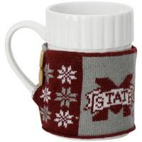 Mississippi State Bulldogs Ugly Sweater Mug