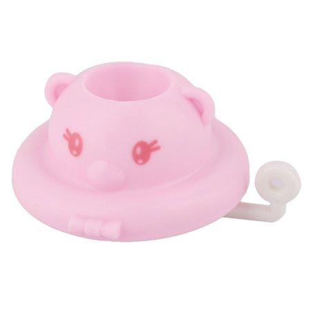 Household Kitchen Cartoon Design Tap Faucet Water Saving Filter Purifier - Pink Sayings