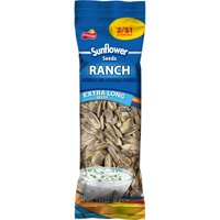 Frito-Lay Extra Long Sunflower Seeds, Ranch Flavor, 1.75 oz Bag