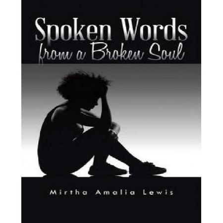 Spoken Words from a Broken Soul - image 1 of 1