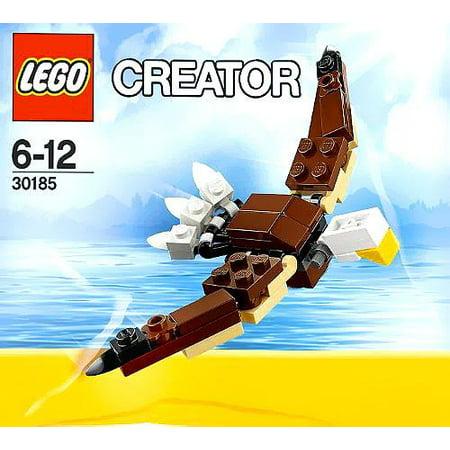 Creator Bald Eagle Mini Set LEGO 30185 [Bagged]
