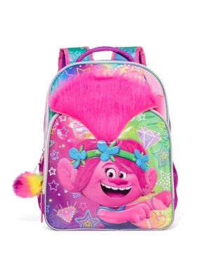Trolls Large Light-up Backpack