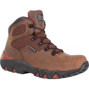 Men's Bigfoot CT WP Brown Work Boot 12 XW