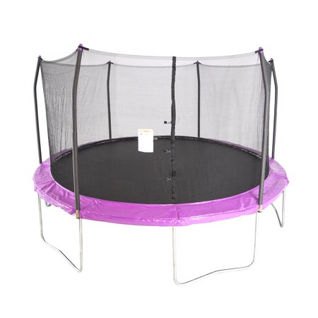 Skywalker Trampolines 15-Foot Trampoline, with Enclosure,