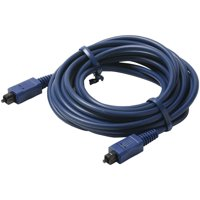 Steren 260-025 T-t Digital Optical Cable (25ft)