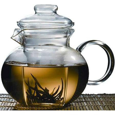 primula classic glass tea pot with infuser 4 per case. Black Bedroom Furniture Sets. Home Design Ideas